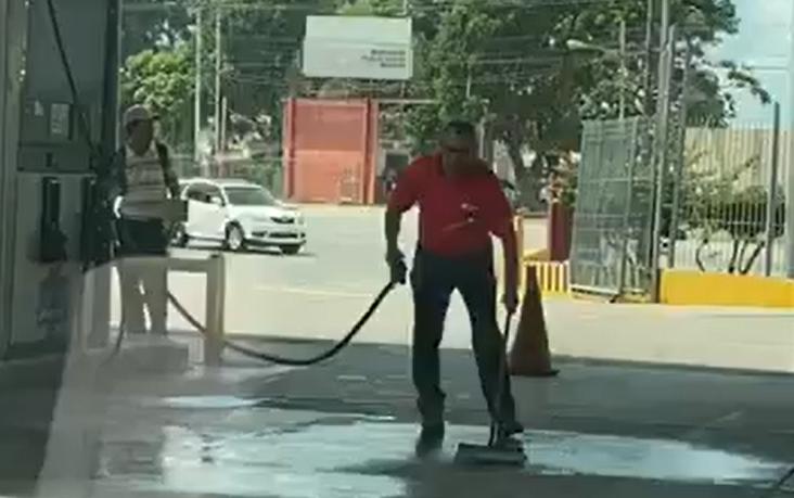 Fuel Wash